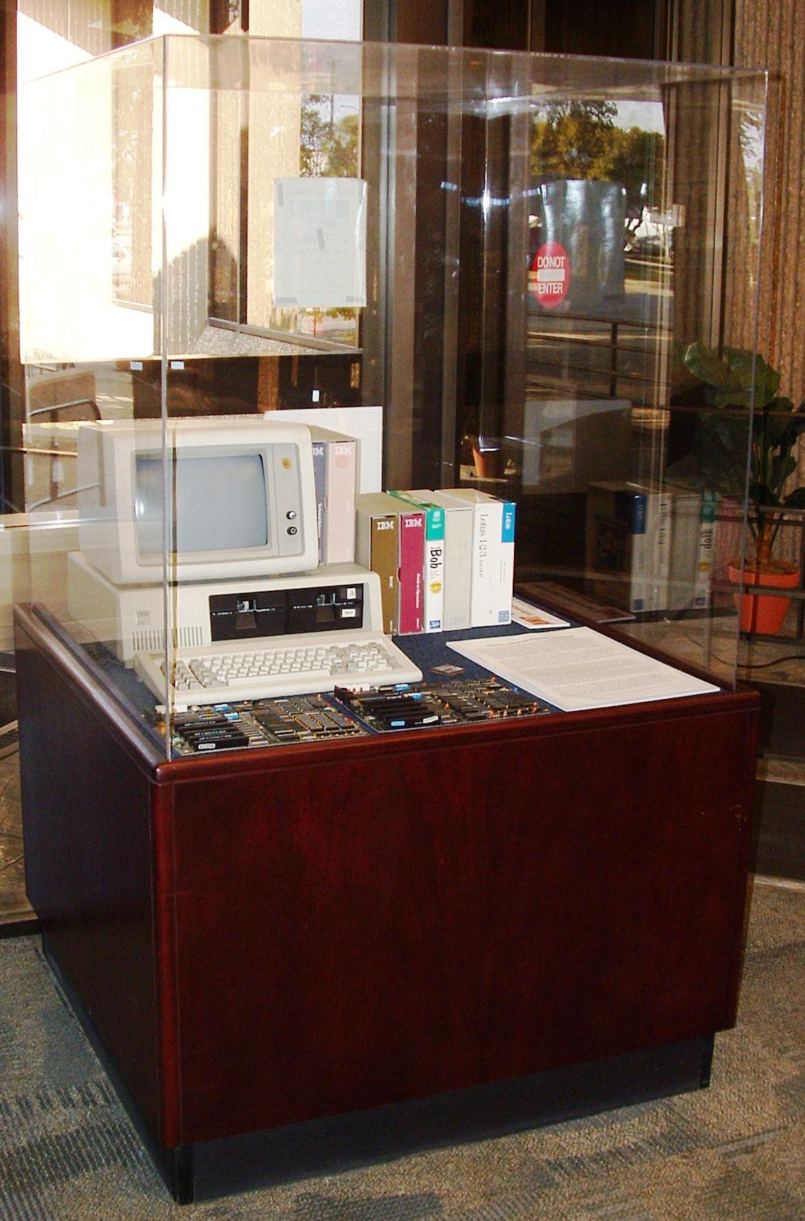 AMIT - IBM PC 5150